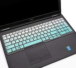 CaseBuy Keyboard Cover Compatible with Dell Latitude 5580 5590 5591 E5550 E5570, Dell Precision M5520 15.6