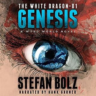 The White Dragon 1: Genesis audiobook cover art