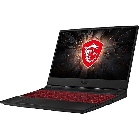 "MSI GL Series GL65 9SC-004 15.6"" Intel Core i5 9th Gen 9300H (2.40 GHz) NVIDIA GeForce GTX 1650 8 GB Memory 512 GB NVMe SSD Windows 10 Home 64-bit Gaming Laptop"