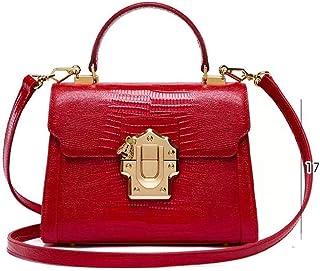 لا فيستين حقيبة للنساء-احمر - حقائب يد كبيرة بحمالة