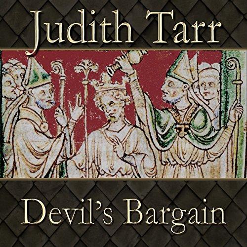 Devil's Bargain audiobook cover art
