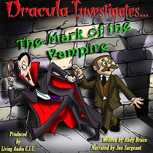 Dracula Investigates the Mark of the Vampire Titelbild