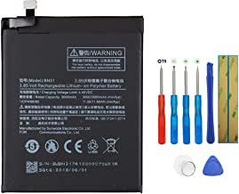 Swark - Batería BN31 compatible con Xiaomi MI 5X MI A1 Note 5A / Xiaomi Redmi S2 Redmi S2 Dual SIM TD-LTE con herramientas