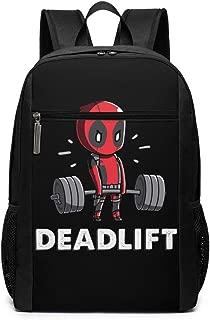 Travel Laptop Backpack Deadpool Deadlife Multi-functional Student Travel Outdoor Backpack