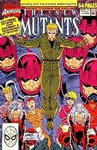 The New Mutants Annual #6 Comic