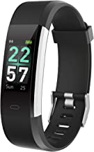 LETSCOM Fitness Tracker Color Screen, Activity Tracker with Heart Rate Monitor, Sleep Monitor, Step Counter, Calorie Count...