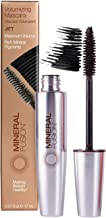 Mineral Fusion Volumizing Mascara, Jet, 0.57 Ounce (Packaging May Vary)