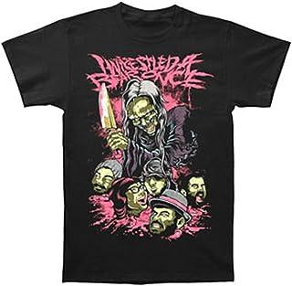 Iwrestledabearonce Men's Witch T-Shirt Black