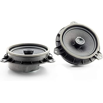 """Focal IC 165 Toy 2-Way 6-1/2"""" Coaxial Speakers for Select Toyota Models"""