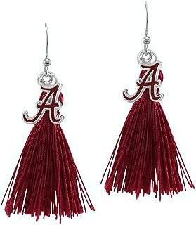 Sandol Alabama Crimson Tide Tassel Earrings