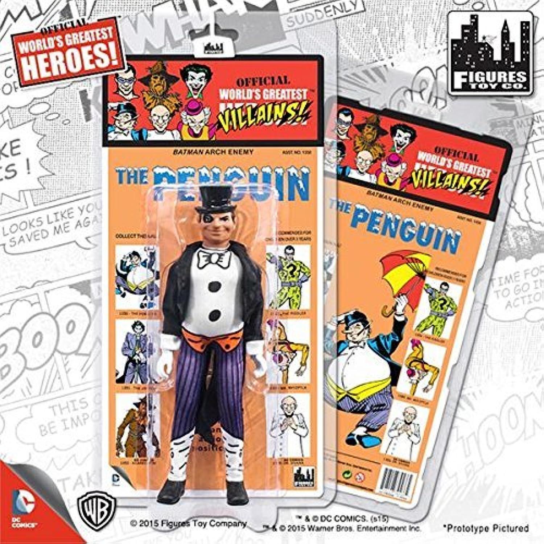 DC Comics Retro Kresge Style Style Style Action Figures Series 2