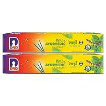 DND 100% Ayurvedic Mosquito Repellent Agarbatti | 100% Safe
