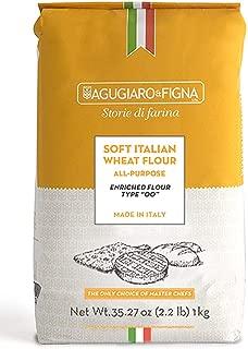 All-Purpose Italian Wheat Flour, 2.2 lb package