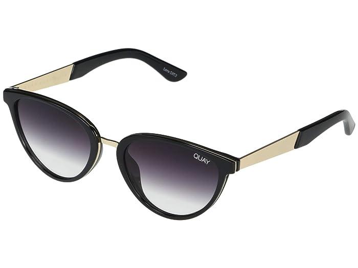 Rumours (Black/Fade) Fashion Sunglasses