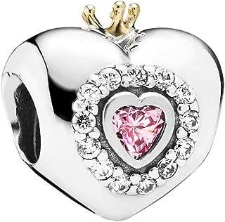 Princess Heart Charm 791375PCZ