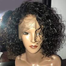 bob with closure side part