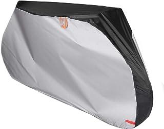 COLOR RAIN TIME自転車カバー 厚手 防水 防塵 耐熱 鍵穴盗難防止 防風 UVカット 29インチまで対応 サイクルカバー