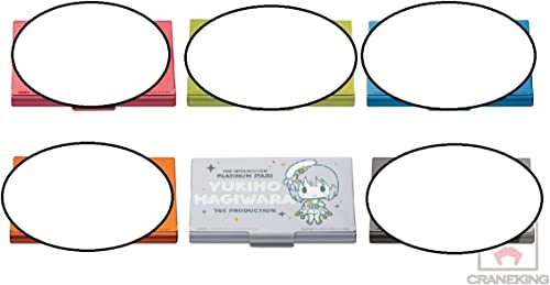 Idol Master Platinum Stars business card case vol1 Hagiwara yukiho