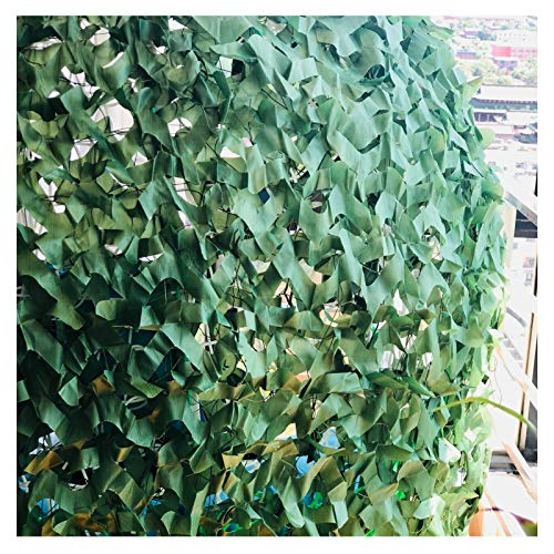 Army Hunting Net Large Waterproof Woodland 2x3m Camouflage Net Camo Netting for Camping Military Shooting Hide Pigeon Shooting Greenhouse Garden Terrace Gazebo Balcony Pergola Decoration 8m 6m 10m