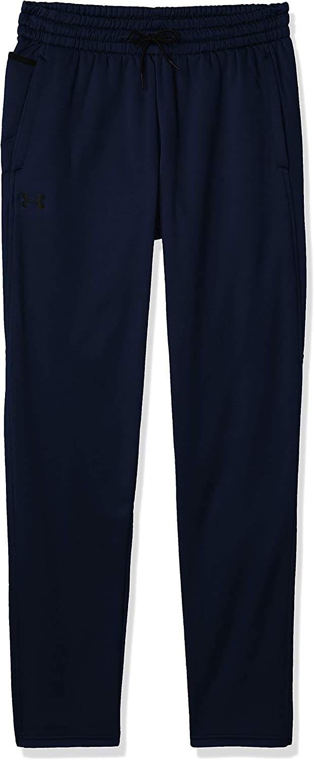 Under Armour Mens Armour Fleece Pants Loose-Fitting Tracksuit Bottoms Lightweight and Breathable Jogging Bottoms