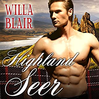 Highland Seer audiobook cover art