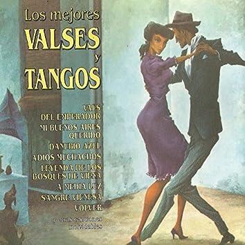 Los Mejores Valses y Tangos