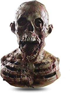 Best zombie latex mask Reviews