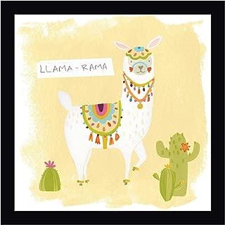 Pom Pom Llama Rama III by June Erica Vess 28