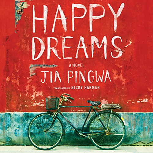 Happy Dreams audiobook cover art