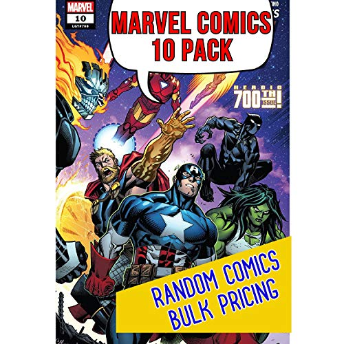 comic packs marvel - 4