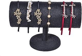 Jewelry Stand Women's Earrings Rotating Jewelry Satand Jewelry Head Jewelry Storage Cabinet Necklaces, Bracelets, Earrings...