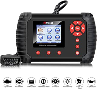 iLINK400 VW/AUDI Scan Tool Automotive Full System Code Reader for VW/AUDI/SKODA/SEAT OBDII ABS/SRS/EPB/Oil service Light Reset/Throttle Body Alignment