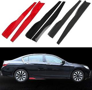 Areyourshop 2 pezzi cromato auto parafango laterale per B-M-W F18 Serie 5 2014