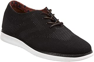 Ben Sherman Mens Omega Casual Wingtip Lace-Up Oxfords