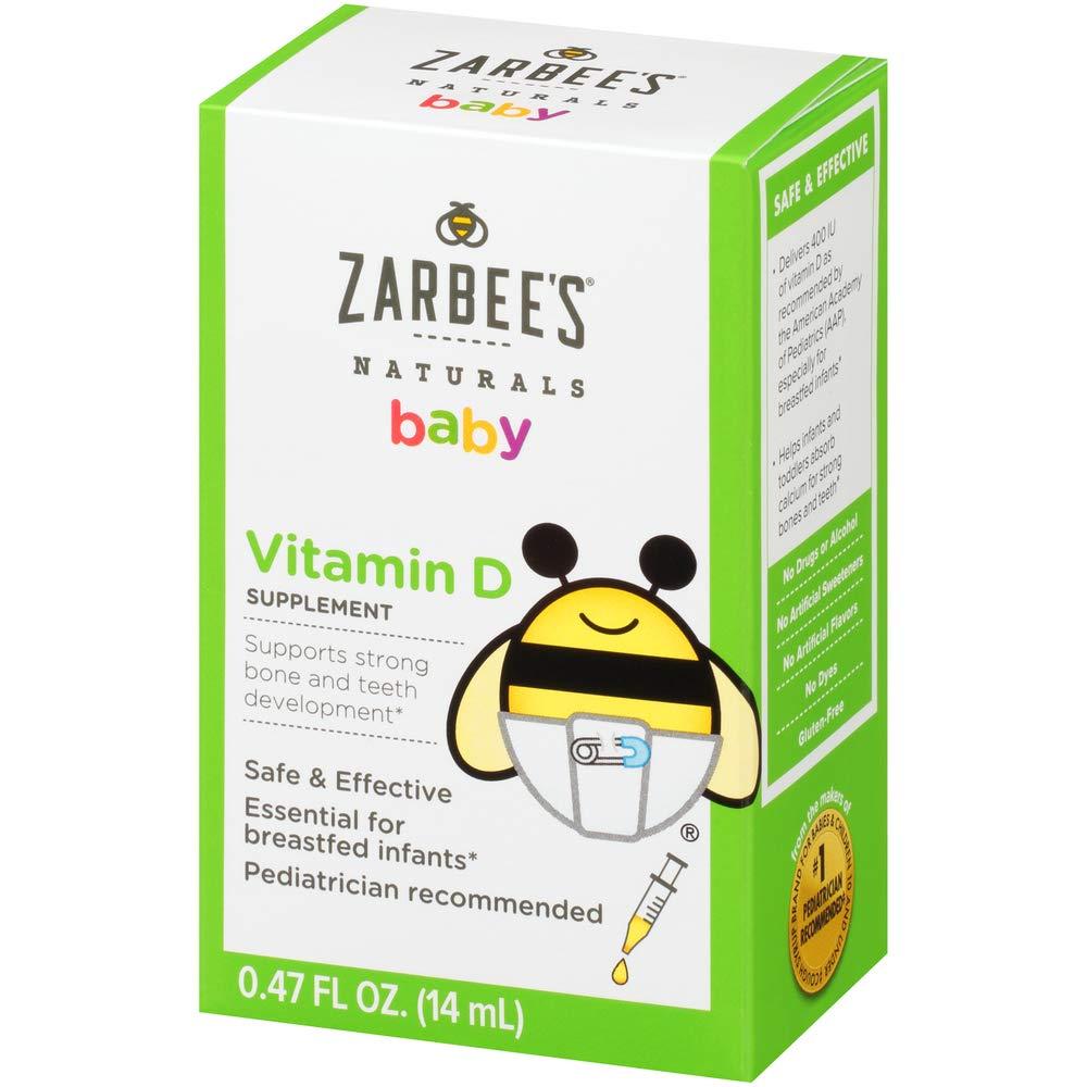 d vitamin baby