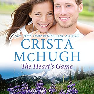 The Heart's Game audiobook cover art