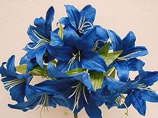 Best blue tiger lily bouquet Reviews