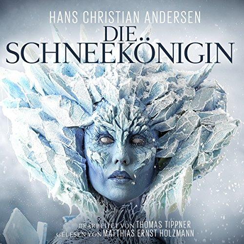 Couverture de Die Schneekönigin