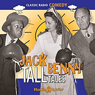 Jack Benny: Tall Tales cover art