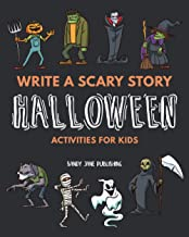 Write a Scary Story: halloween activities for kids