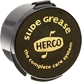 Herco Slide Grease 0.5 oz Brass Instrument Cleaning and Care Product (HE91)
