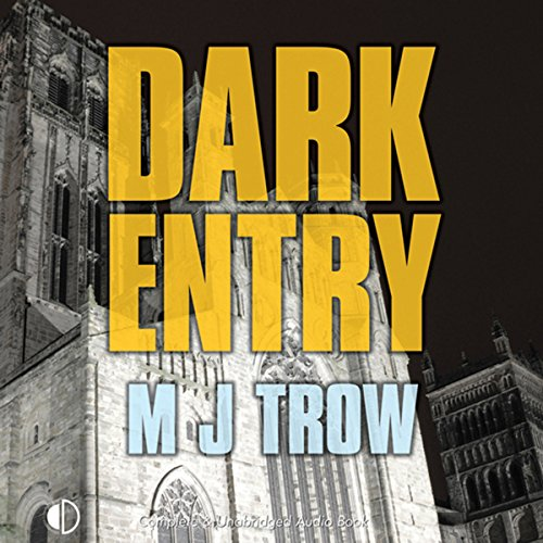 Dark Entry audiobook cover art