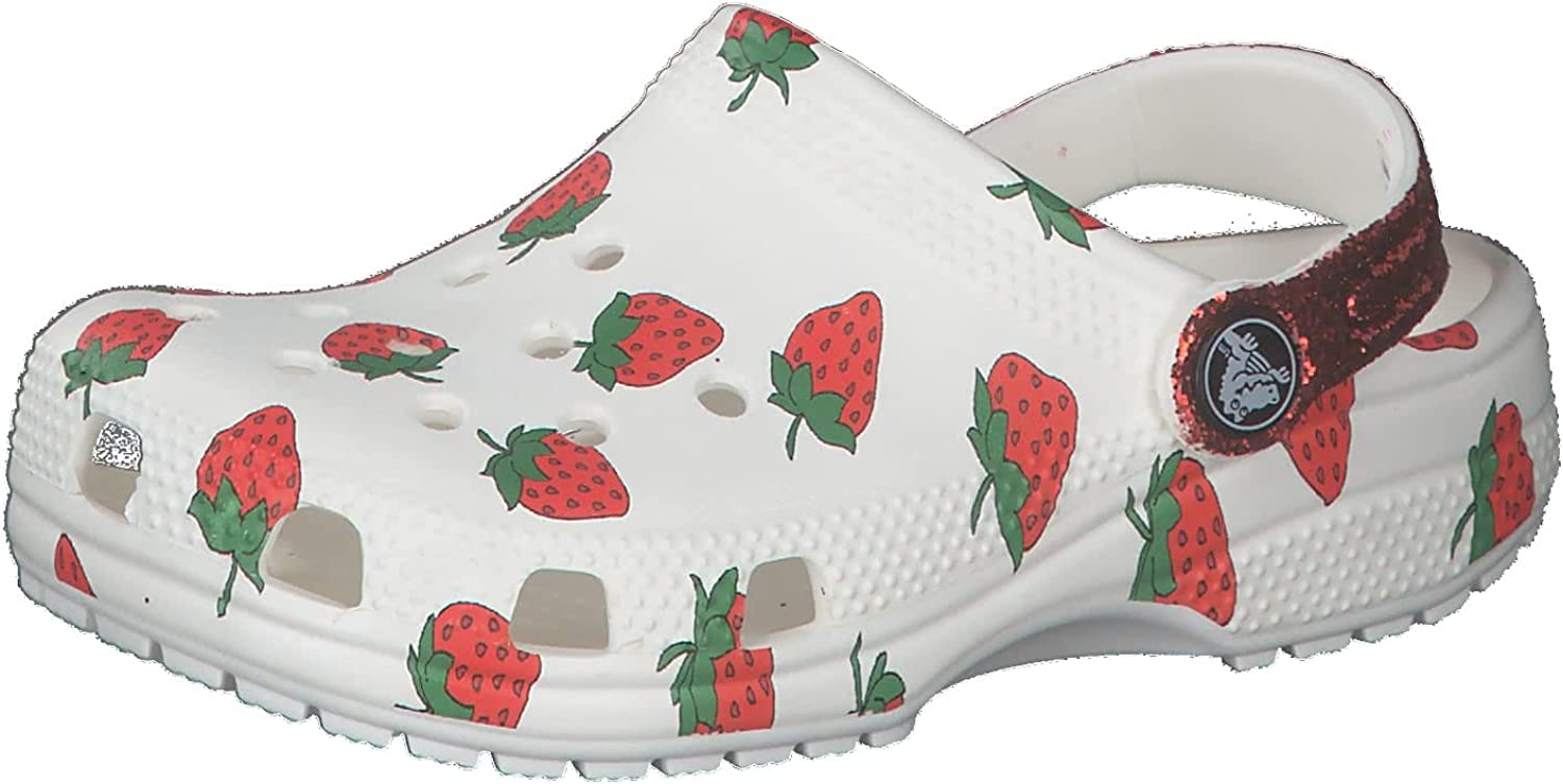 Crocs Unisex-Child Kids' Graphic Classic Clog Free shipping anywhere in Popular popular the nation
