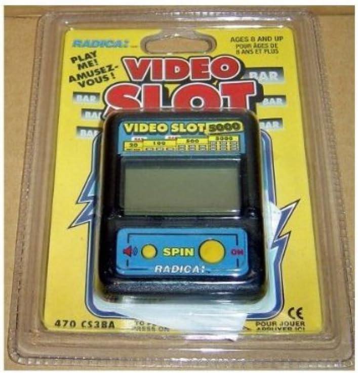 Radica Video Slot Latest item Handheld Game Alternative dealer