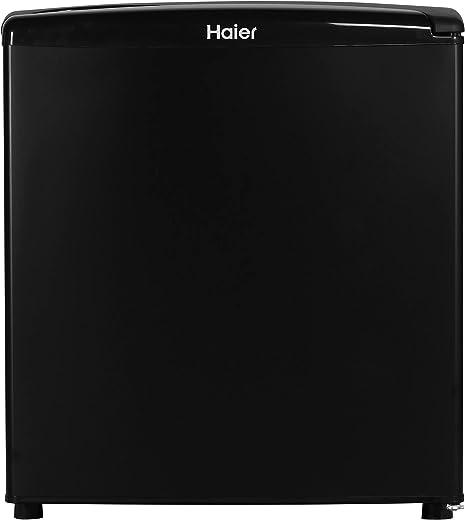 Haier 53 L 2 Star Direct-Cool Single Door Mini Refrigerator (HR-65KS, Black) 1