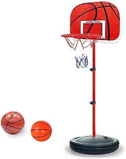 comprar comparacion PELLOR Canasta Aro de Baloncesto Ajustable,150CM/170CM Aro de Blaconcesto con Balancesto para Niños y Infantils