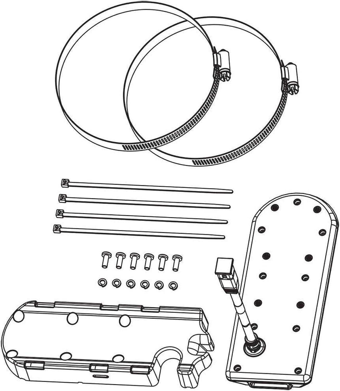Humminbird 7102631 Trolling Motor Transducer XTM 9 20 MSI T