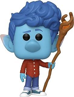 Funko- Pop Disney: Onward-Ian w/Staff Collectible Toy, Multicolor (45584)