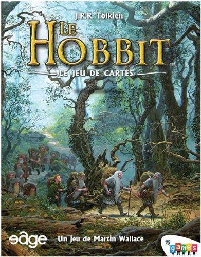 Ajax Games - AGHB02 - Jeu de Cartes - Le Hobbit