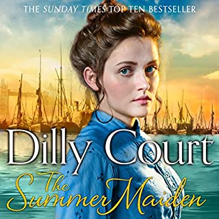 The Summer Maiden      The River Maid, Book 2              Written by:                                                                                                                                 Dilly Court                               Narrated by:                                                                                                                                 Annie Aldington                      Length: 11 hrs and 48 mins     Not rated yet     Overall 0.0